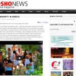 Osho News for Serendipity Greece